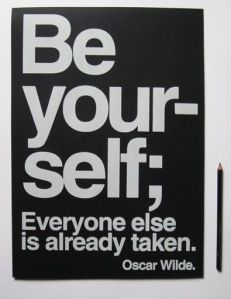 Be Yourself Tip of Week