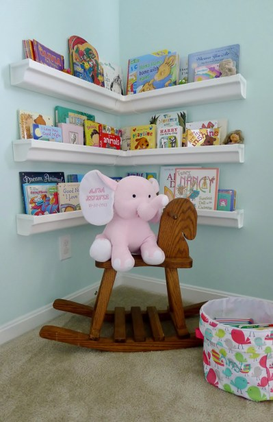 Nursery Reading Corner