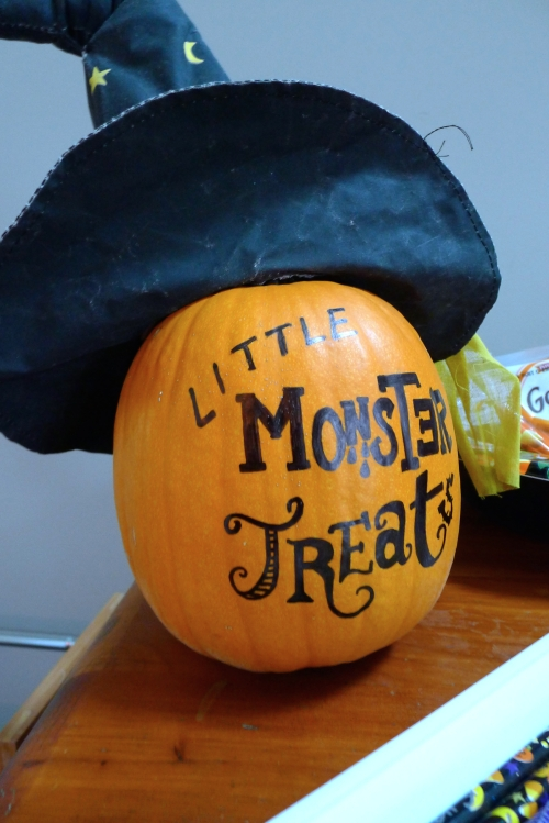 Little Monster Treats