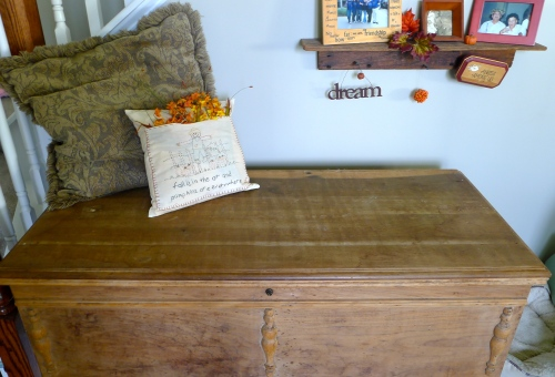 Living Room Cedar Chest