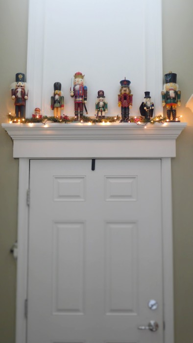 Nutcracker Above Door