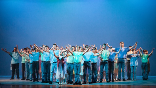 West Side Story UHS 2015