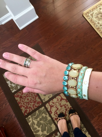 Fashion Friday 9.30.2016 Seafoam 2 Jewelry Control Freak Chronicles